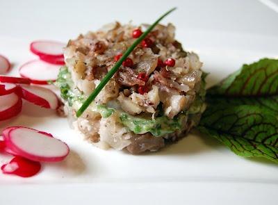La triperie: des recettes d' abats à toutes les sauces.: Burgers de pieds de porc, sauce verte