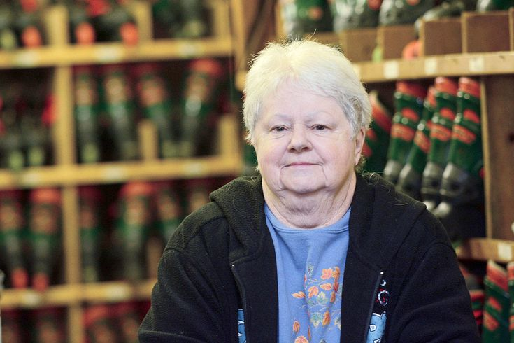 Sandy Locke is preparing to have one last skate session at Olympic Skate Center on Friday before the building sells. (Jesse Major/Peninsula Daily News)