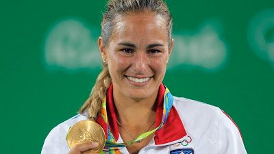 Rio 2016 Summer Olympic Games : Best stories today on Saturday 13th 2016!!!  Gold medal in Women's tennis for Monica Puig of Puerto Rico. http://www.superprofesseur.com/306.html Congratulations to Monica Puig!!! ‪#‎Rio2016‬ ‪#‎tennis‬ ‪#‎sportsmarketing‬ ‪#‎sports‬ ‪#‎olympicsports‬ ‪#‎brazil‬ ‪#‎dogood‬ ‪#‎congratulations‬ ‪#‎goldmedal‬ ‪#‎beststories‬ ‪#‎olympicgames2016‬ #PUR #OlympicGoldMedalist #DreamsDoComeTrue #ronaldtintin #superprofesseur