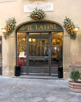 Been there.  Best restaurant we ate at in Italy by far!!! Il Latini | Florence, Italy