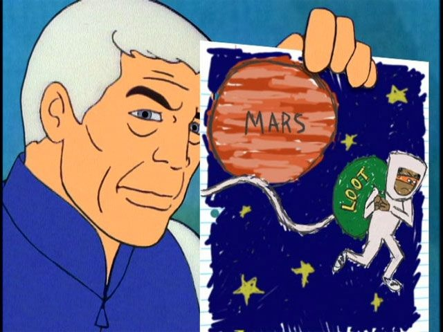captain murphy is the man! <3 sealab 2021