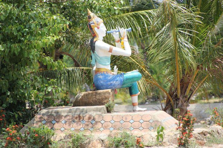 Koh Samui in Thailand near Big Buddha Tempel