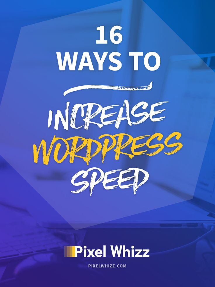 Your website speed is more critical than ever, and it's tough to get your WordPress site loading fast. These 16 tips will help you speed up WordPress!
