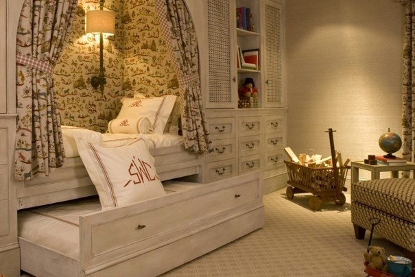 Fun design: Guest Room, Ideas, Beds, Built In, Dream House, Bedroom, Kids Rooms, Trundle Bed