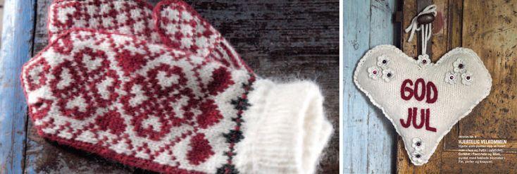 Lag julegaven selv – kanskje en pute med en touch av mariusgenser?