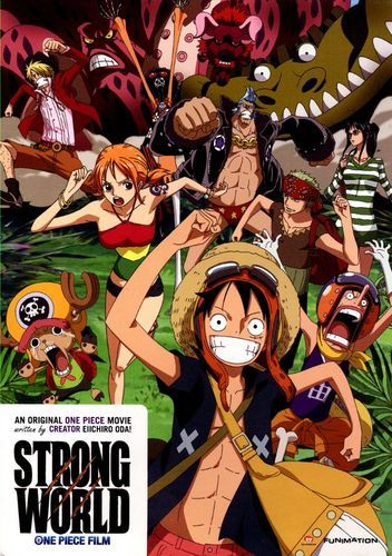 One Piece: Strong World [DVD] [2009]