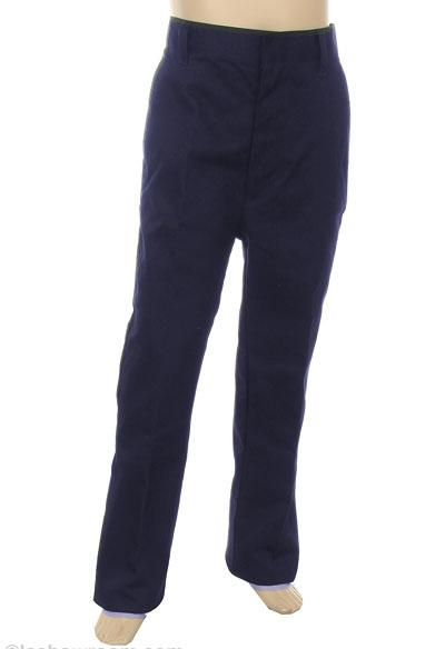 Boys' School Uniform Style Formal Pants - Navy Blue  #clothes #kidsclothes #canadaonline #instalikes #fashionista #canada #onlinestore #fashionstyle #instagram #fashion