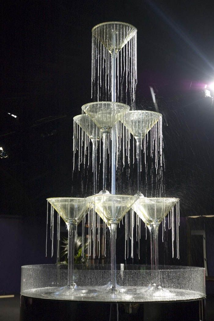 Best ideas about champagne fountain on pinterest
