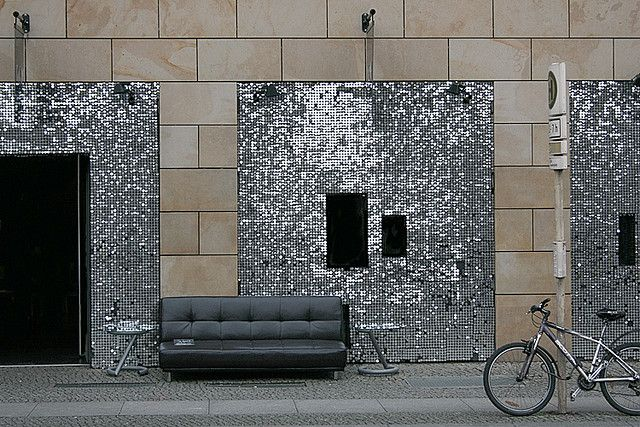 Sequin Facade #sequin