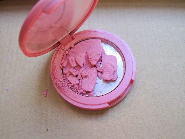 How To Fix A Broken Blush
