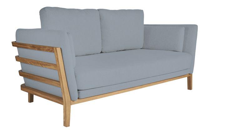 Boat 3-seter sofa - Habitat Norge