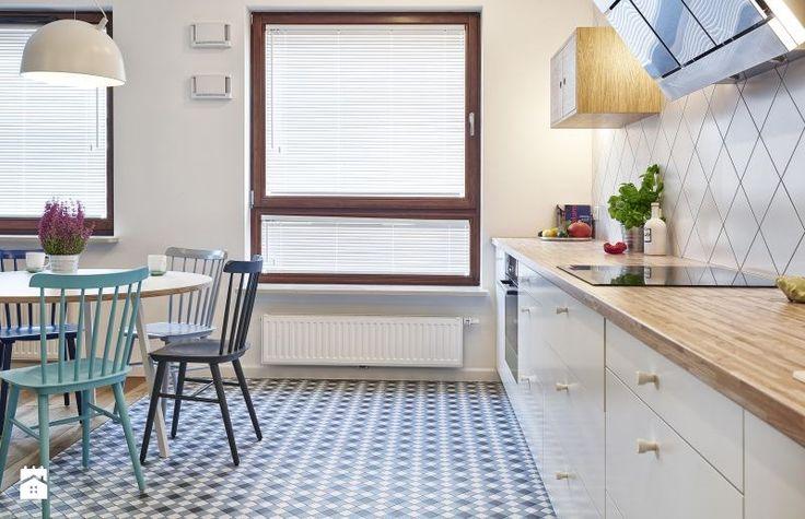 Kuchnia styl Prowansalski - zdjęcie od RS-DESIGN - Kuchnia - Styl Prowansalski - RS-DESIGN