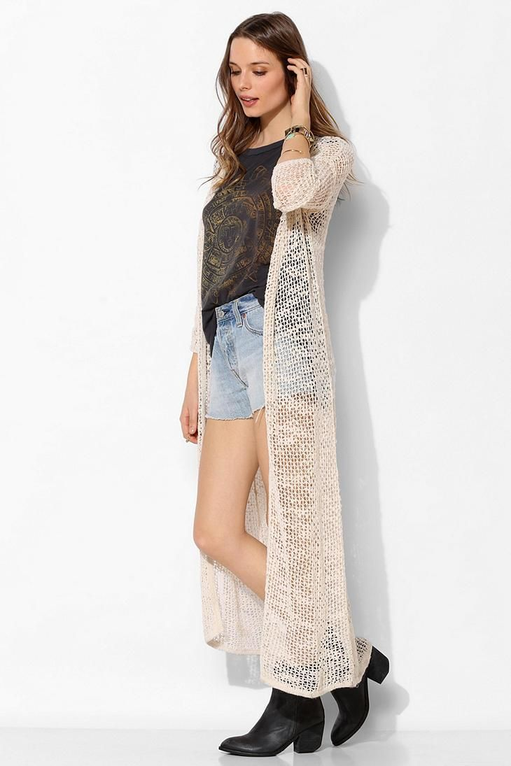 176 best fashion: maxi cardigan images on Pinterest | Boots ...