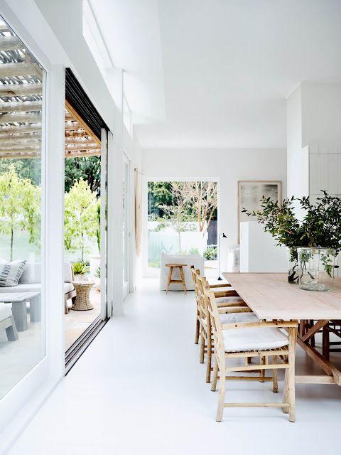 Una vivienda de aires frescos en Australia.
