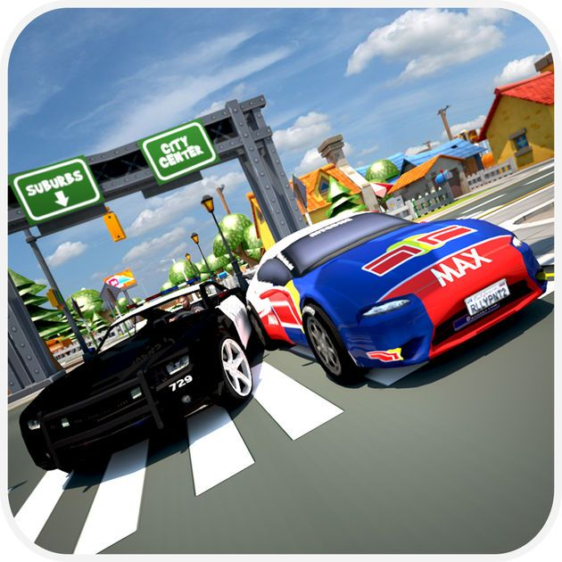 #NEW #iOS #APP Smash cop police car chase 911 - Shahzad Ahmad