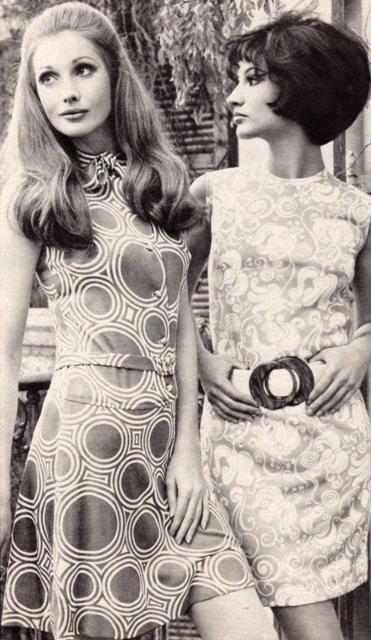 made in the sixties | sixtiesnseventies: Burda 1967
