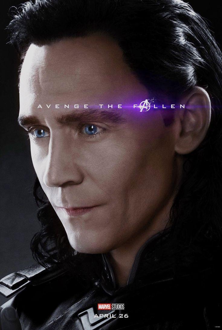 Avengers: Endgame (2019) – Loki