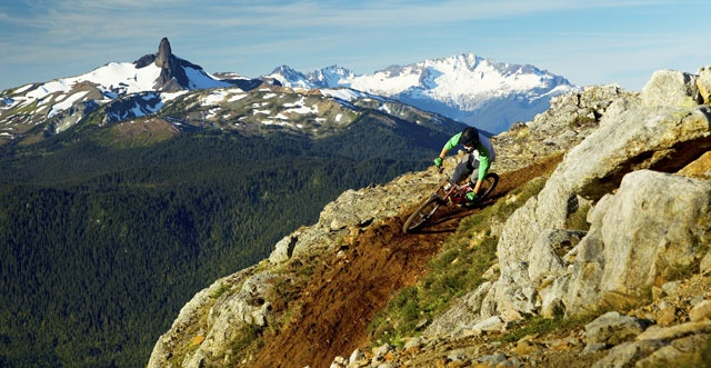 LEARN HOW TO DOWNHILL MOUNTAIN BIKE IN WHISTLER WITH THE PEDAL & PAMPER PACKAGE