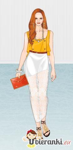 Kolorowe spódnice! // http://www.ubieranki.eu/ubieranki/6365/dlugie-kolorowe-spodnice.html