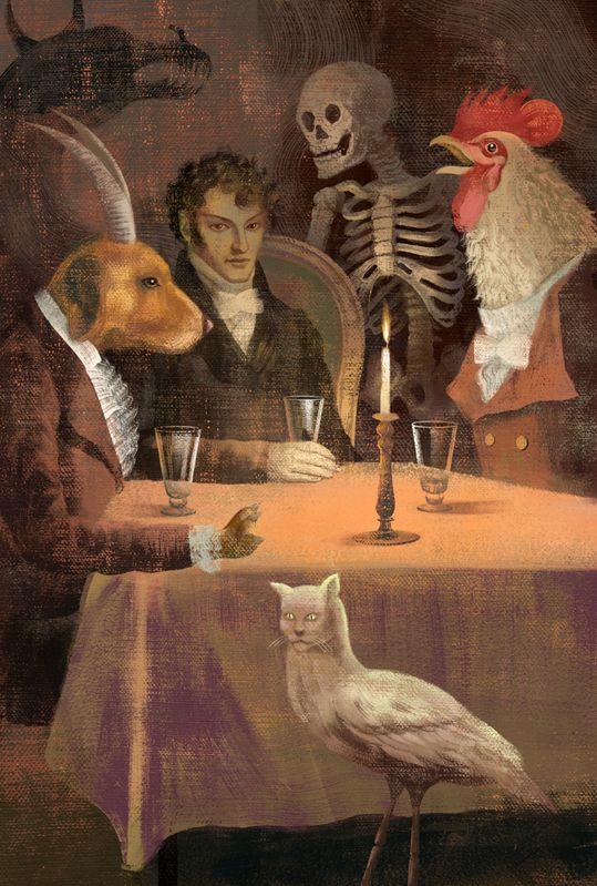 """Eugene Onegin"" Alexander Pushkin,   Anna and Elena Balbusso Folio Society"