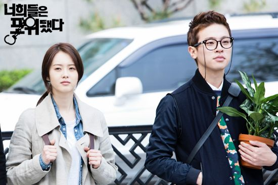 You're All Surrounded - AsianWiki