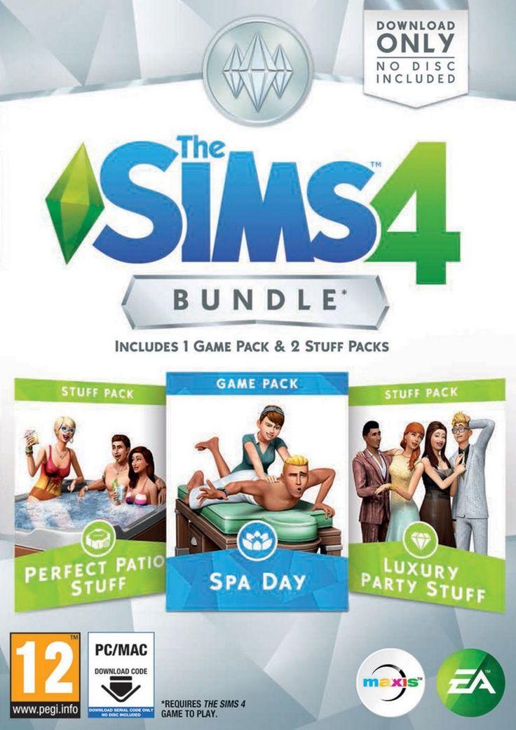 Comprar The Sims 4: Bundle Pack 1 Origin