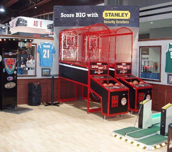 Trade Show Booth Games : Best innovative trade show ideas images on pinterest