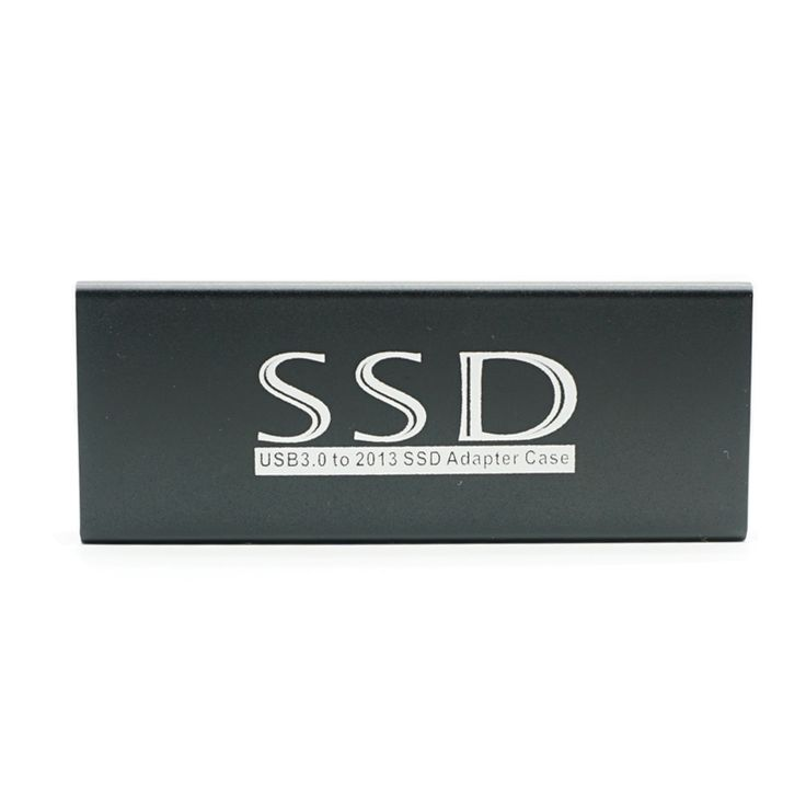NEW USB3.0 TO SSD Hard disk Enclosure Adapter for 2013 2014 2015 apple MacBook Air A1465 A1466 SSD