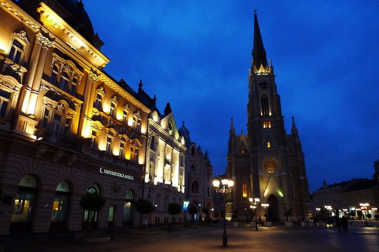 Novi Sad, Serbia  10 Gorgeous European Places You've Never Heard Of