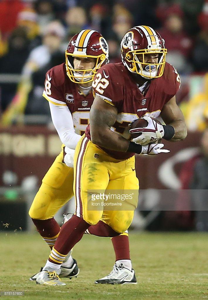 News Photo : Washington Redskins quarterback Kirk Cousins...