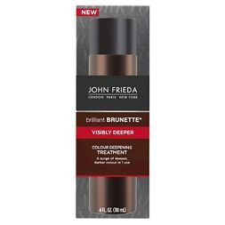 Target John Frieda® Brilliant Brunette® Visibly Deeper™ Colour Deepening Treatment - $8.99