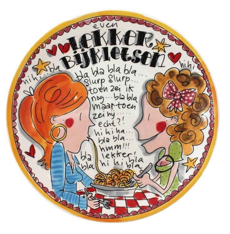 Blond Amsterdam Dinner Plate