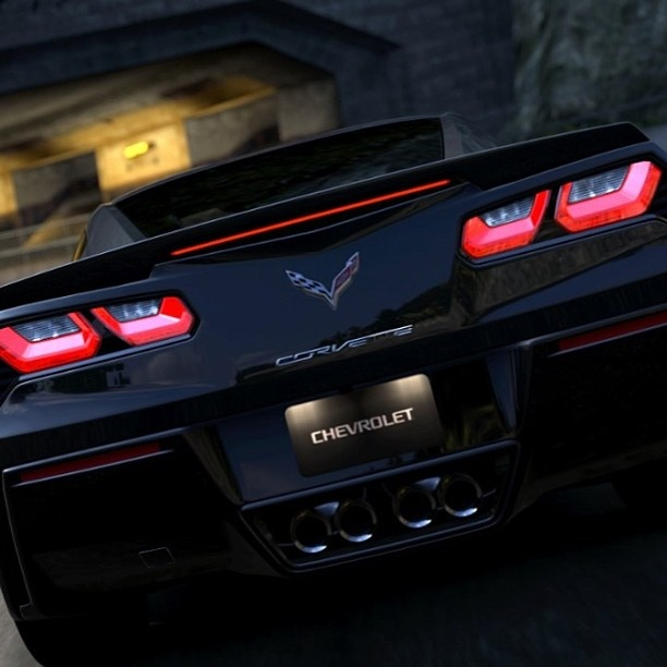 Pure Power - Chevrolet Corvette