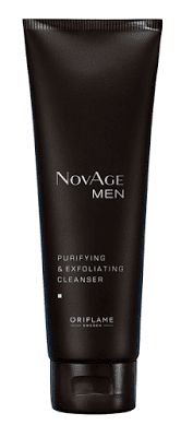 NovAge Men Purifying & Exfoliating Cleanser is a deep cleansing, cleansing face wash specially developed for the unique male skin. Composed of Japanese black charcoal and exfoliating, polishing particles of natural origin to remove dead skin...