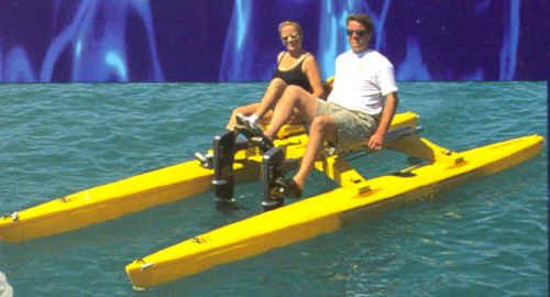 Check out the Double Catamaran Pedal Boat! he catamaran pedal boats are known for speed. From 5-10mph is what you can expect from this fast paddle boat, 5-7mph is super easy to do. For more information or to order, visit this items official page on DirectBoats.com. http://directboats.com/docapebo.html / Двухместный педальный катамаран, развивающий скорость от 8 до 10,2 км/ч, (max 16). Для получения дополнительной информации посетите этот сайт http://directboats.com/docapebo.html