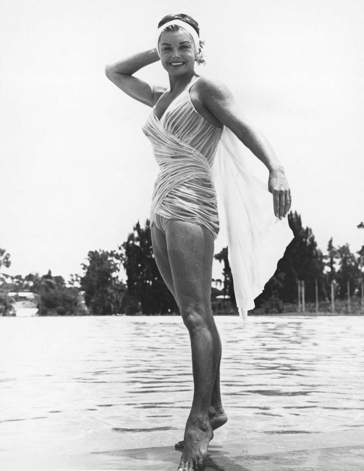 Esther Williams You Gotta Let Me Show You