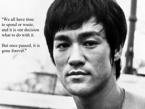 the icon, the legend...Bruce Lee
