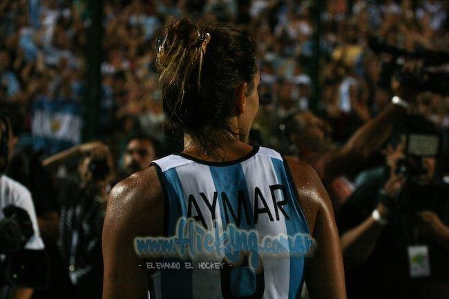 Final #CT2012 Luciana Aymar #LasLeonas #HockeyCesped