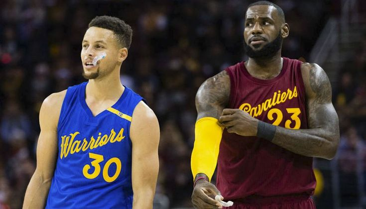 NBA: LeBron y Curry lideran votación para Juego de Estrellas