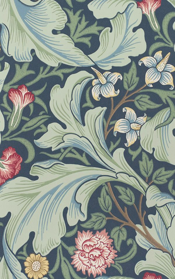 MORRIS & Co. ARCHIVE WALLPAPERS 2 Leicester / 212541