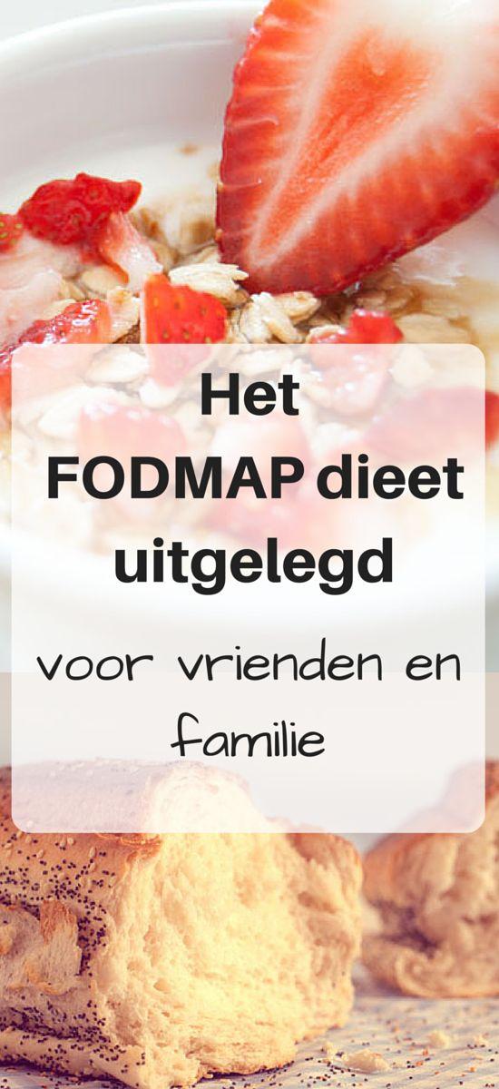 Het FODMAP dieet kan heel verwarrend en lastig zijn. Vooral als je het moet uitleggen aan je familie en vrienden. Deze post is gemaakt om aan je familie en vrienden te laten zien en zal je helpen om het dieet aan ze uit te leggen.