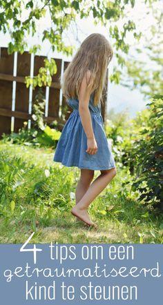 4 tips om een getraumatiseerd kind te steunen