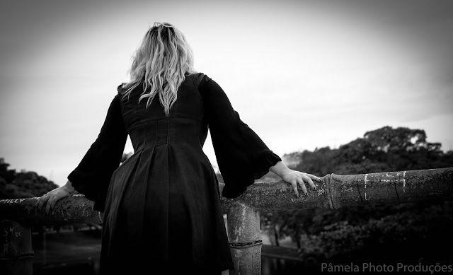 Diário de uma roqueira: Encontro Gótico - O Retorno Das Trevas - parte 1