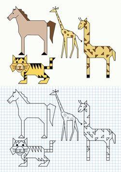 Ms de 25 ideas increbles sobre Dibujar animales en Pinterest