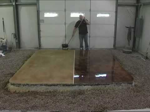 Best Concrete Tips Images Pinterest Acid Stain Stained And