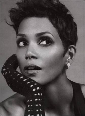 black and photos of halle berry - Google Search
