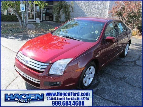 ford fusion for sale bay area