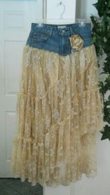 After - befor refashion biby creations Couture tutorial