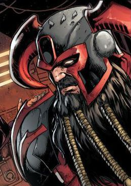 Steppenwolf by Jason Fabok