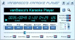 vanBasco Software: MIDI and Karaoke Software for Windows     Turn your PC into a French karaoke machine and your favorite songs will teach themselves!